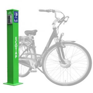 Vaste laadstations e-bikes
